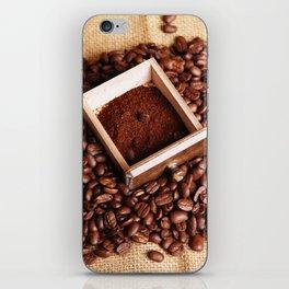 Coffee iPhone Skin