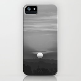 038 | hill country iPhone Case