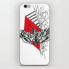 Hawkmoth Abstract iPhone & iPod Skin