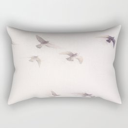 On The Wing Rectangular Pillow
