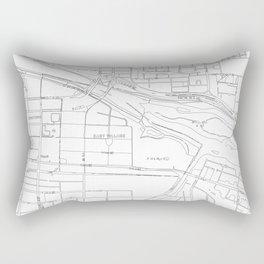 East Village #YYC Rectangular Pillow