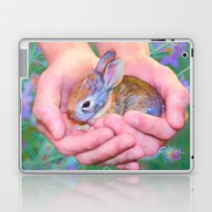 Tender Moment Laptop & iPad Skin