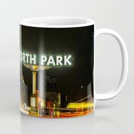 North Park (San Diego) Sign - SD Signs Series #1 Coffee Mug