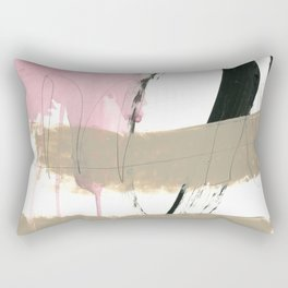 abstract painting XII Rectangular Pillow