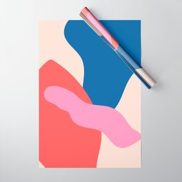 Big Shapes / Chewing Gum Wrapping Paper