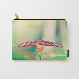 Butterfly retro Carry-All Pouch