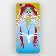 Muerte iPhone & iPod Skin