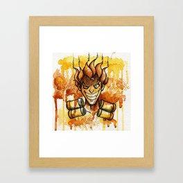 The Demolitionist Framed Art Print