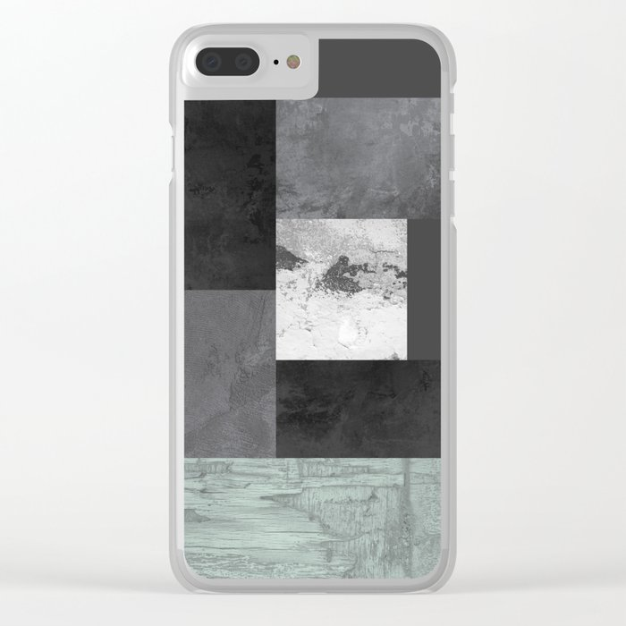 Light from the end of the tunnel Clear iPhone Case