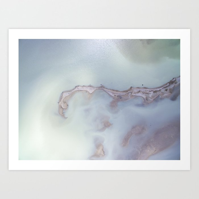 Sulphur Point Art Print