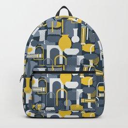 Vases and Bowls (Hanging Gardens) Backpack