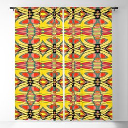 Southwest pattern 2 Blackout Curtain
