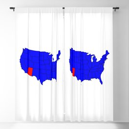State of Arizona Location Blackout Curtain