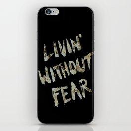 LWF iPhone Skin