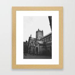 Wells Cathedral Framed Art Print