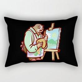 Artist Gifts Rectangular Pillow