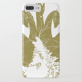 God vs. King iPhone Case