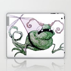 Flying Bullfrog Laptop & iPad Skin