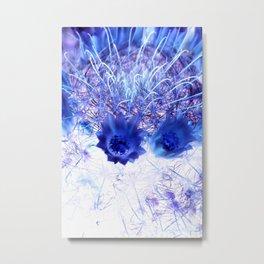 Crowning Flowers 2 Metal Print