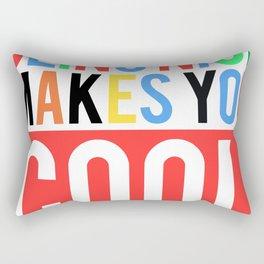***Ltd Edition: Beautiful quotation art Rectangular Pillow