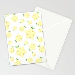 Paopu Fruit Stationery Cards
