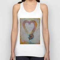 snail Tank Tops featuring Snail by Michael Creese