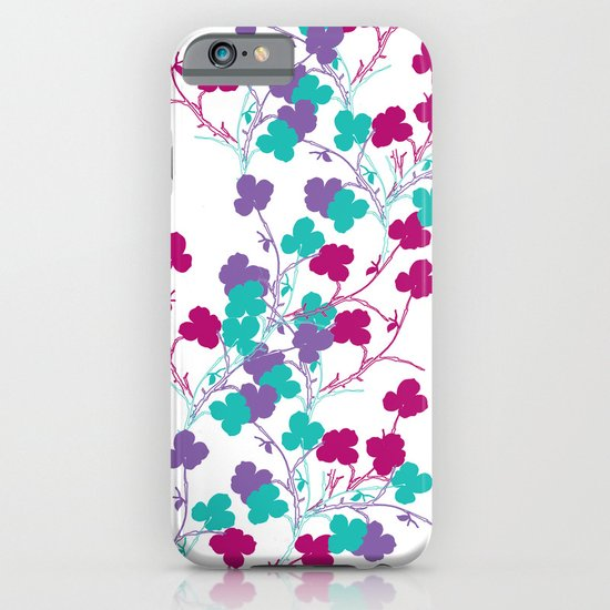 Delicate branches iPhone & iPod Case
