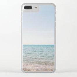 Michigan, Lake Clear iPhone Case