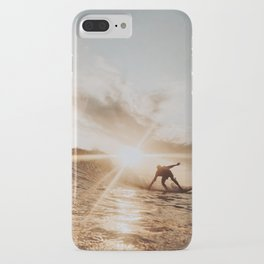 lets surf xiii iPhone Case