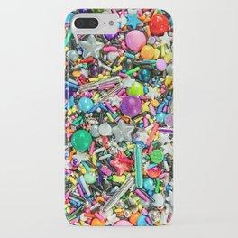 Rainbow Sprinkles - cupcake toppings galore iPhone Case