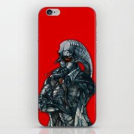 vampire lord iPhone Skin