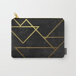 Golden triangles Carry-All Pouch