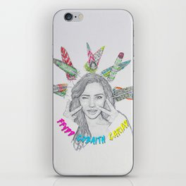 FFYDD, GOBAITH, CARIAD / Faith, Hope, Love iPhone Skin