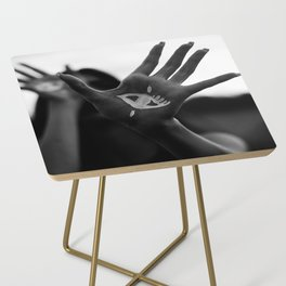 Seeing is Touching - Wide Side Table