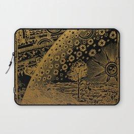 Antique Astronomy Illustration Laptop Sleeve