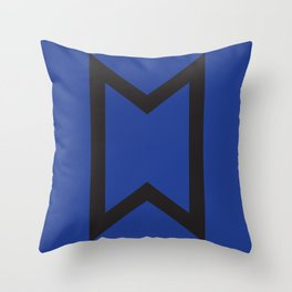 Showtasting - Rune 2 Throw Pillow