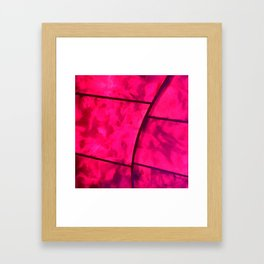 Junctions and Intersections Framed Art Print
