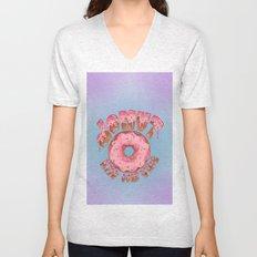 Donut Kill My Vibe Unisex V-Neck