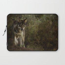 Big bad wolf Laptop Sleeve