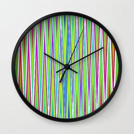 Rainbow too Wall Clock