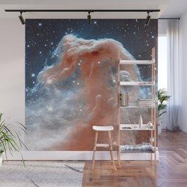 Horsehead Nebula Galaxy Space Wall Mural
