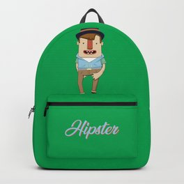 Hipster George Backpack