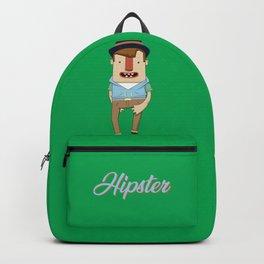 Hipster George Backpack