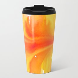 Blurred City Travel Mug