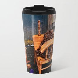 Shot in Relics Travel Mug