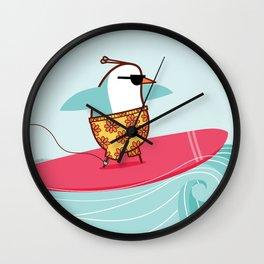 """Venus"" [surfer] Wall Clock"