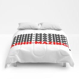 Ahhh-mazing! Comforters