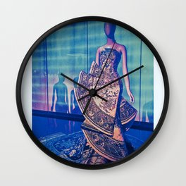 China Through The Looking Glass 1 Wall Clock