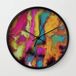 Rockface Wall Clock