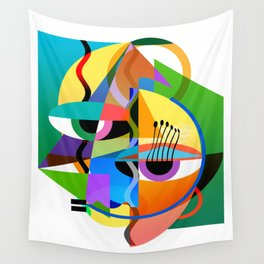 Picasso's Child Wall Tapestry